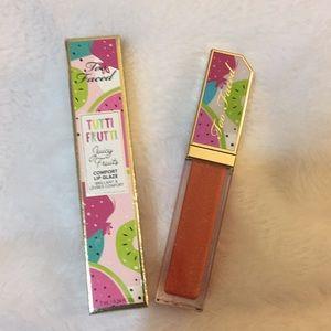 Too Faced Tutti Frutti lip glaze